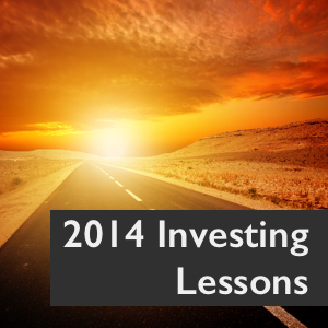 3 Investing Lessons We Learned Last Year