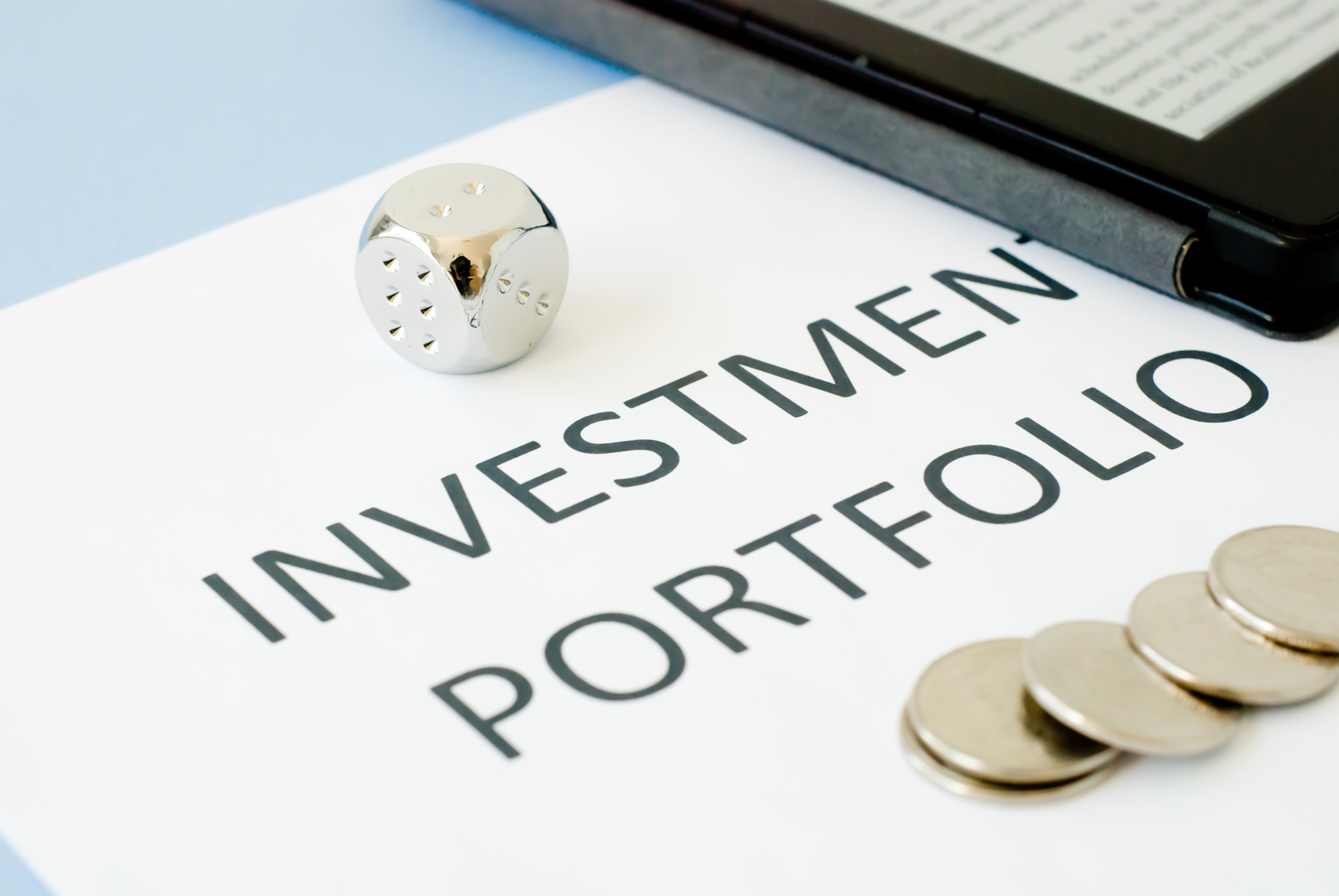 investment portfolio management ans Active portfolio management and portfolio construction – implementing an investment strategy 5 important reasons are the changing market behavior, and the advances in market research which will lead.